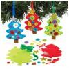 Šitíèko vánoèní stromky (3 kusy) - AC315