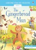 Usborne English Readers 1 The Gingerbread Man