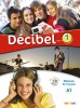 Décibel 1 Niveau A1 uèebnice + CD MP3 + DVD