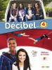 Décibel 4 Niveau B1 uèebnice + CD MP3 + DVD