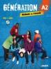 Génération A2 uèebnice + pracovní sešit + CD + DVD (komplet)