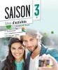 Saison 3 (B1) pracovní sešit + CD