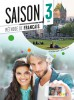 Saison 3 (B1) uèebnice + CD + DVD