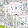 Londýn - rozkládací omalovánky s pøenosnými obrázky