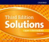 Maturita Solutions 3rd Edition Upper-Intermediate Class Audio CDs
