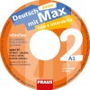 Deutsch mit Max neu + interaktiv 2 Audio CD