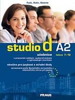studio d A2: učebnice (lekce 7-12) - Náhled učebnice