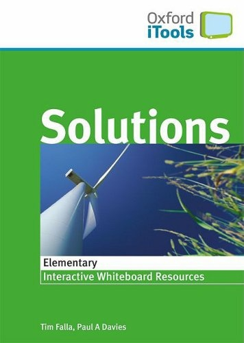 MATURITA SOLUTIONS ELEMENTARY iTOOL CD-ROM