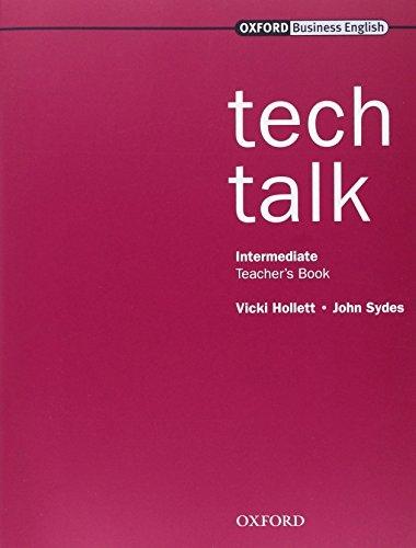 Tech Talk Intermediate Teacher´s Book