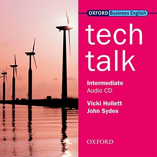 Tech Talk Intermediate Class Audio CD