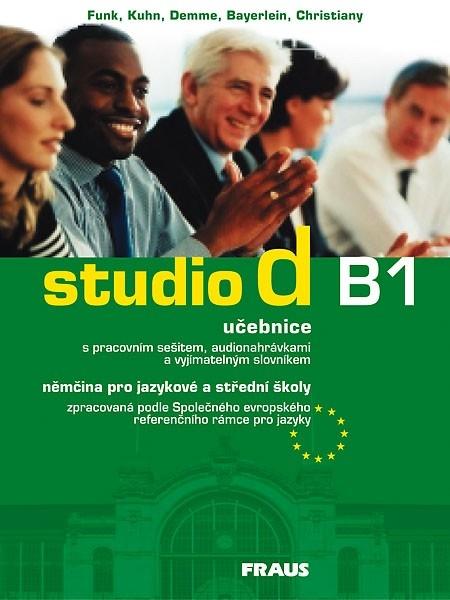 studio d B1 učebnice + CD