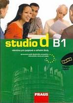 studio d B1 DVD