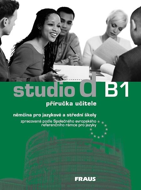 studio d B1 příručka učitele