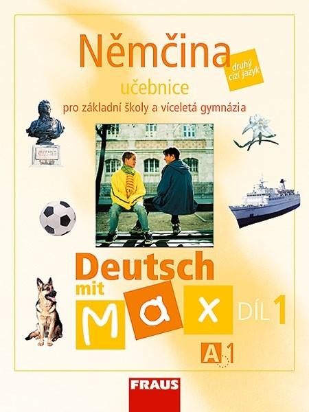 Deutsch mit Max 2 (učebnice) - Náhled učebnice