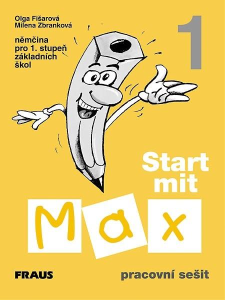 Start mit Max, Němčina pro 1. Stupeň základních škol: učebnice - Náhled učebnice
