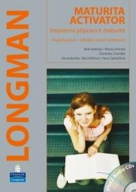 LONGMAN MATURITA ACTIVATOR Učebnice + 2 audio CDs