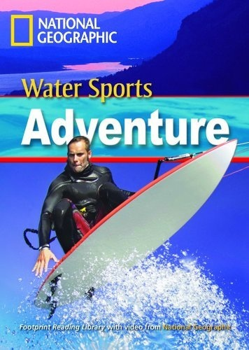 FOOTPRINT READING LIBRARY: LEVEL 1000: WATER SPORTS ADVENTURE with M/ROM (BRE)