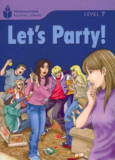 FOUNDATION READERS 7.1 - LET´S PARTY