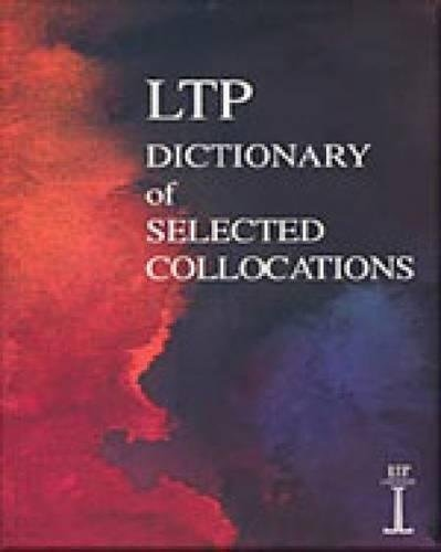 The LTP Dictionary of Sellected Collocations - Náhled učebnice