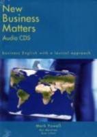 NEW BUSINESS MATTERS 2E - AUDIO CDS