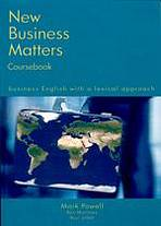 NEW BUSINESS MATTERS 2E - STUDENT TEXT