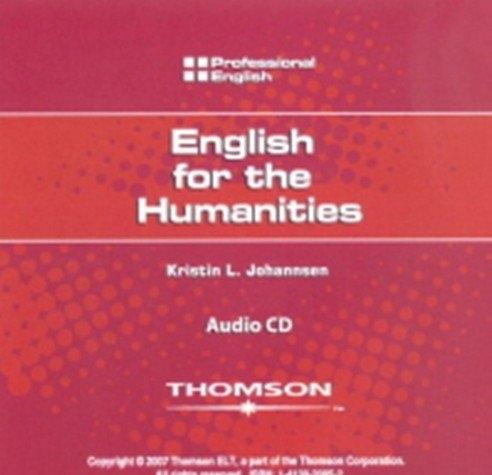 PROFESSIONAL ENGLISH: ENGLISH FOR HUMANITIES AUDIO CD