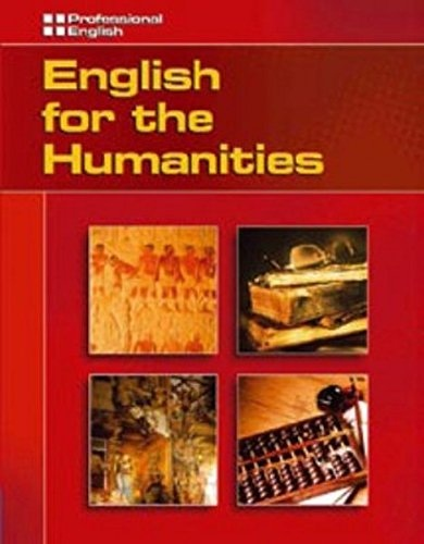 PROFESSIONAL ENGLISH: ENGLISH FOR HUMANITIES Student´s Book + AUDIO CD