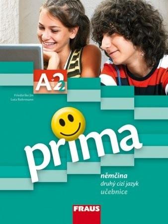 Prima A2 / díl 4 : učebnice - Náhled učebnice