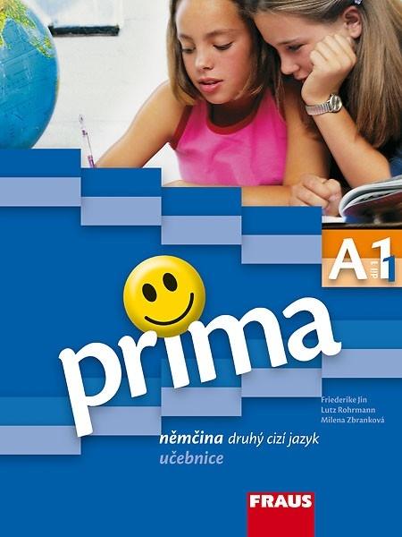 Prima A1: Díl 1 (Učebnice) - Náhled učebnice