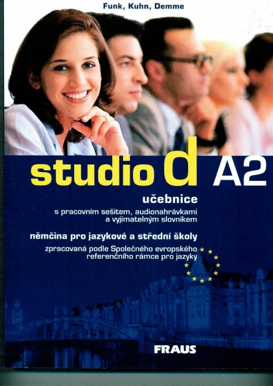 studio d A2: učebnice - Náhled učebnice