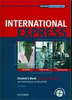 International Express Interactive Pre-Intermediate Student´s Pack (Student´s Book. Pocket Book. MultiROM and DVD)