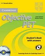 Objective PET (2nd Edition) Student´s Book with Answers with CD-ROM