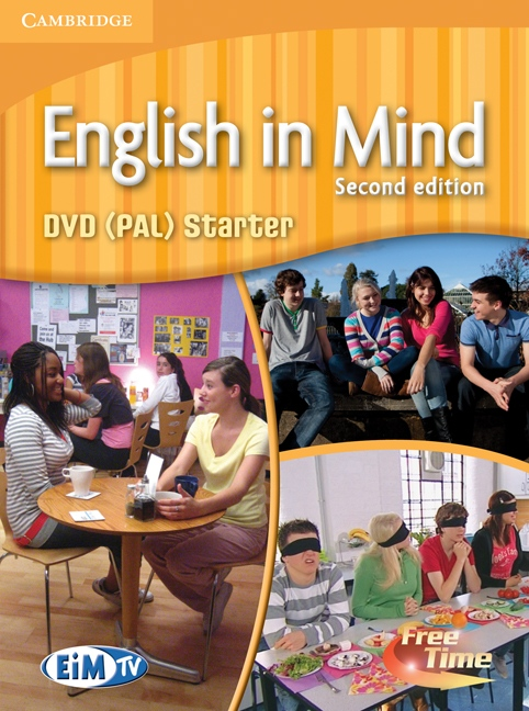 English in Mind Starter (2nd Edition) DVD (PAL)