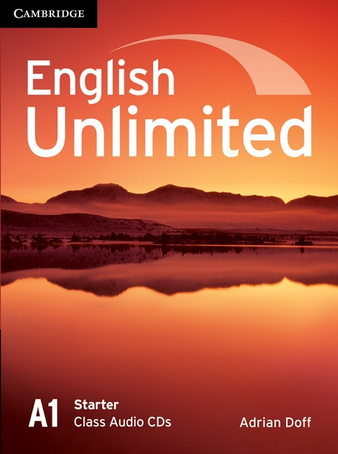 English Unlimited Starter Class Audio CDs (2)