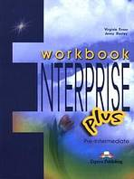 Enterprise Plus Pre-Intermediate - Workbook