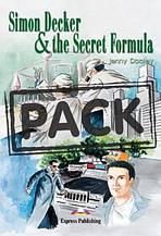 Graded Readers 1 Simon Decker a The Secret... - Reader + Activity Book + Audio CD