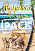 Graded Readers 2 Robinson Crusoe - Reader + Activity Book + Audio CD