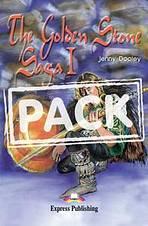 Graded Readers 3 The Golden Stone Saga I - Reader + Activity Book + Audio CD