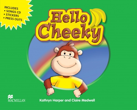 Hello Cheeky Pupil´s Book Pack