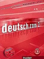 Deutsch.com 2. Regionales Arbeitsbuch Polnisch, Deutsch als Fremdsprache/ Pracovní seSit - Náhled učebnice