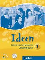 Ideen 1 - Arbeitsbuch - Náhled učebnice