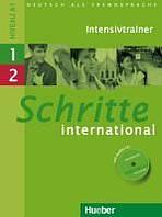 Schritte international 1 + 2 Intensivtrainer mit Audio-CD