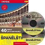 Španělština - 40 lekcí pro samouky + 2 CD