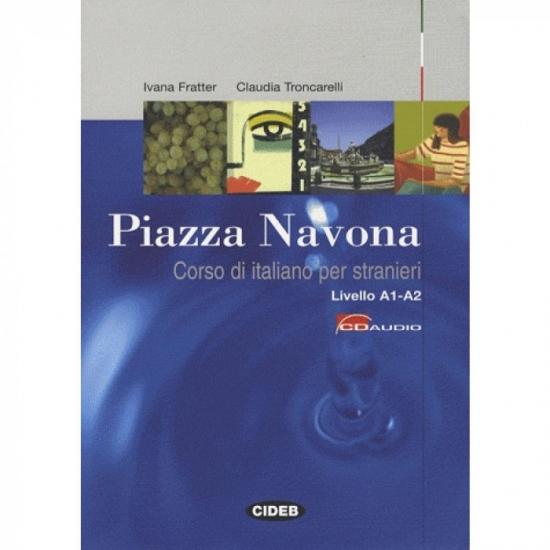 Black Cat - PIAZZA NAVONA Libro + CD