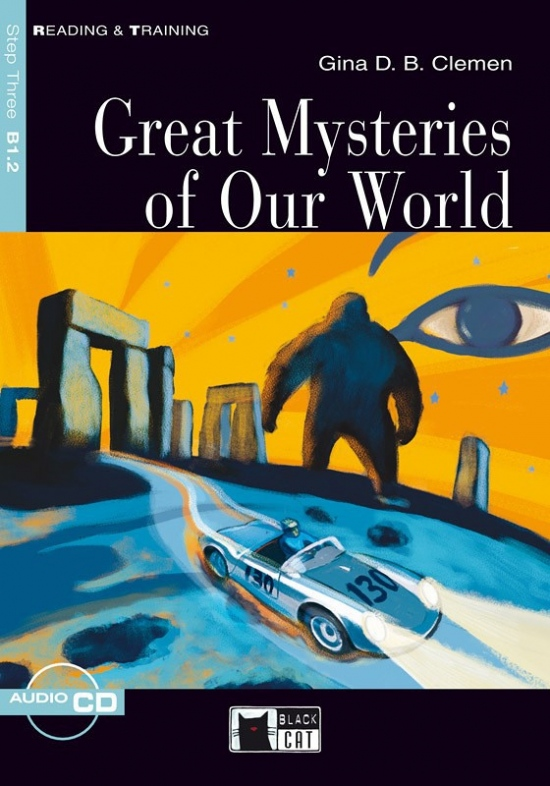 Black Cat GREAT MYSTERIES OF OUR WORLD + CD ( Reading a Training Level 3)