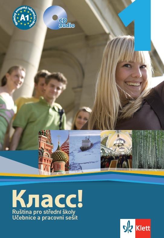 Klass! 1 (A1) - balíček - Náhled učebnice