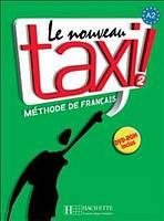 Le Nouveau Taxi! 2, Méthode de français - Náhled učebnice