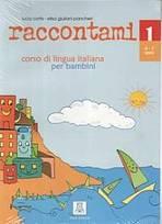 RACCONTAMI 1 LIBRO + CD