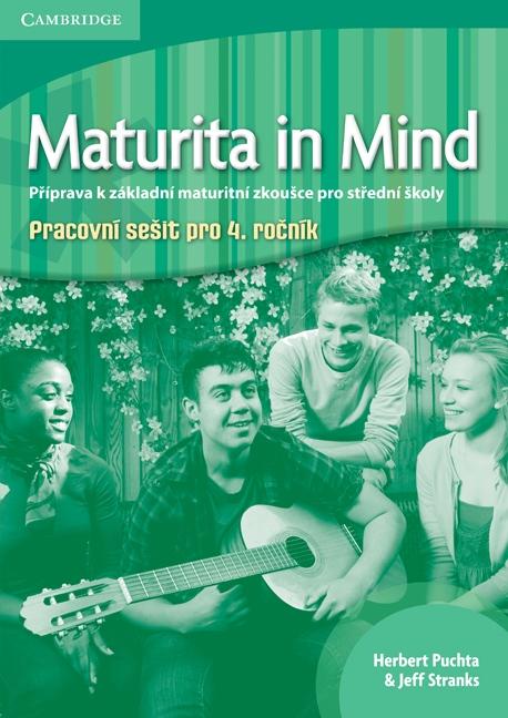 Maturita in Mind - Náhled učebnice