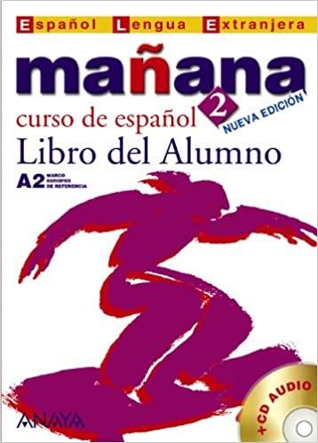 Manana 2. Libro del Alumno